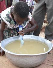 Støt Afrika – Lifestraw