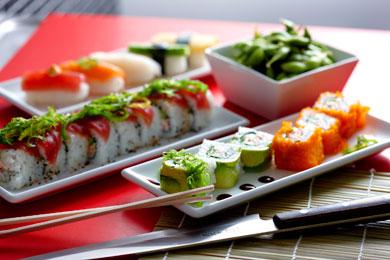 Sæson: SushiSushi