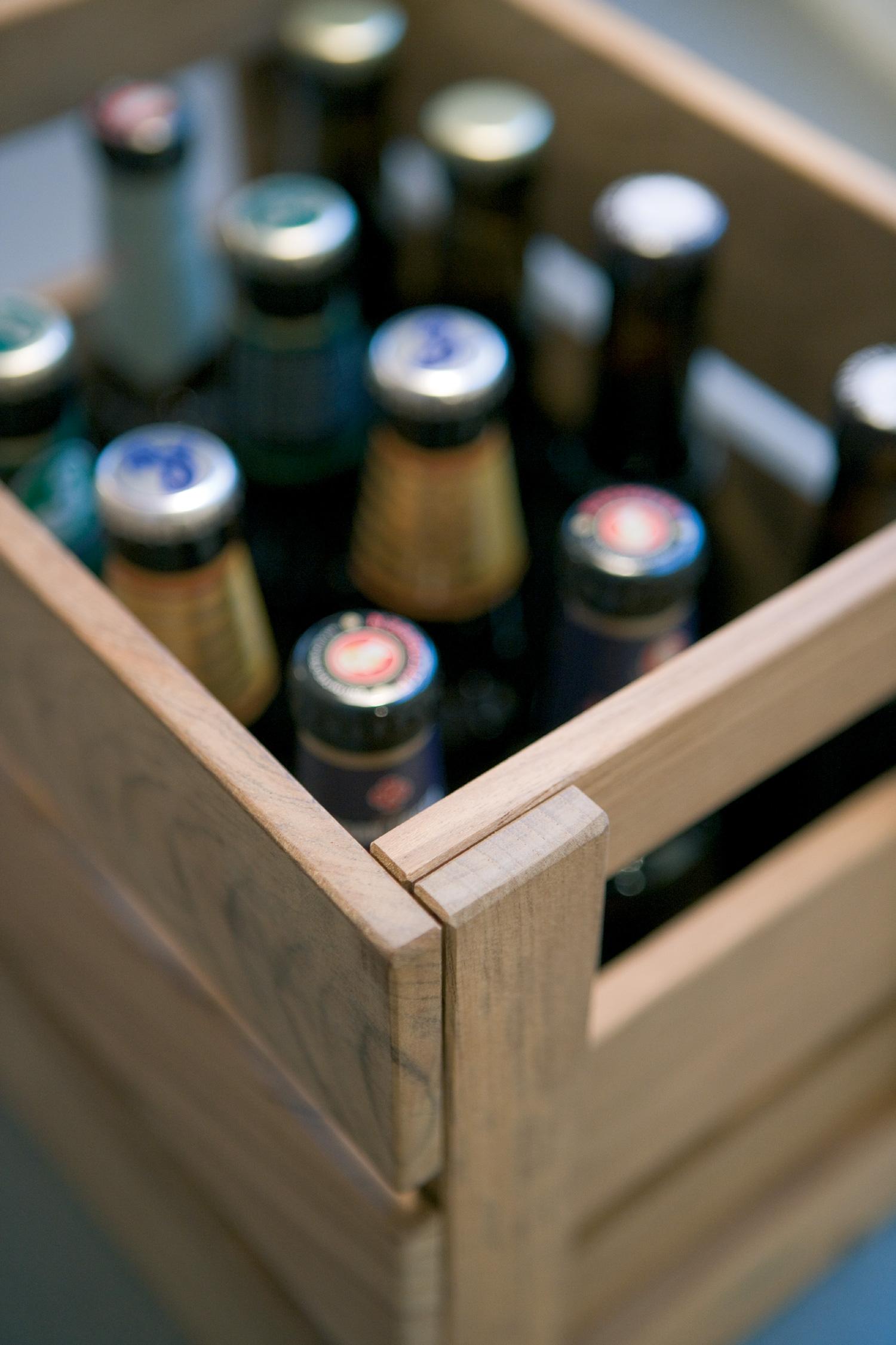 Den klassiske ølkasse er kommet til ære med en eksklusiv udgave fra Trip Trap