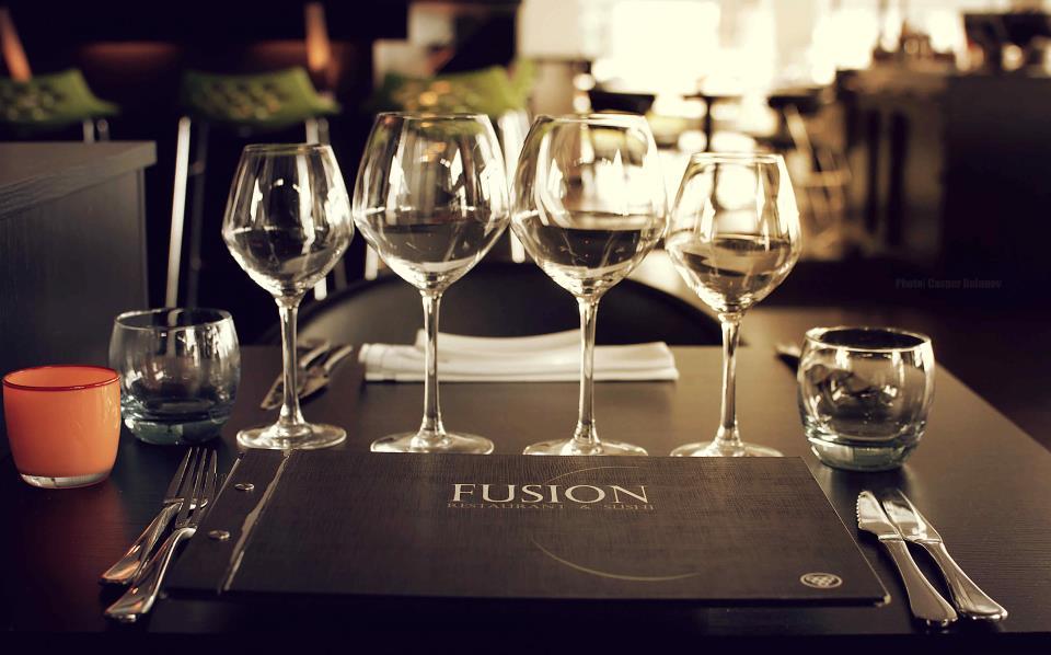 Kickstart din bytur hos Restaurant Fusion