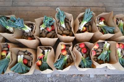 Nyt økologisk fødevarefælleskab i Aalborg starter med et brag