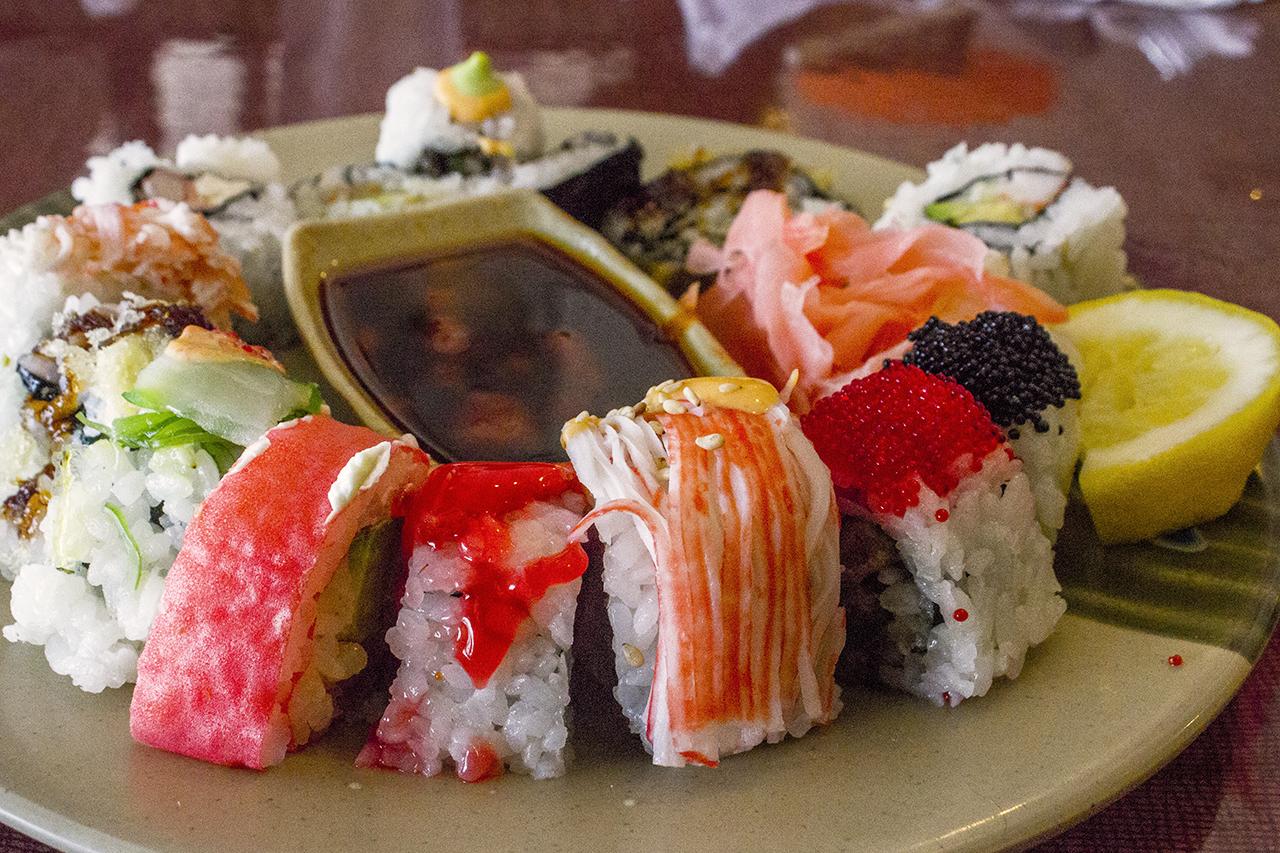 Sushi Sushi i Nørresundby