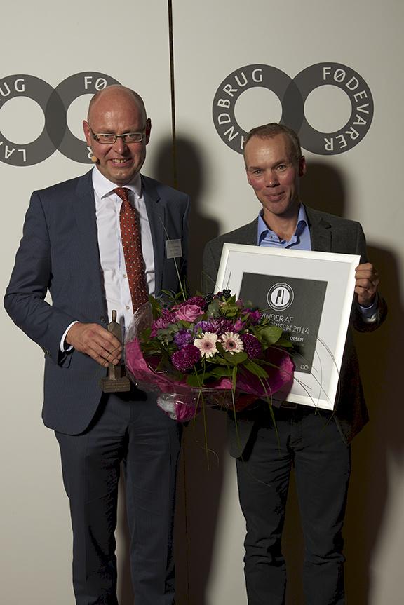 Traditionsrig nytænker fra Frederikshavn vinder årets Slagterpris 2014