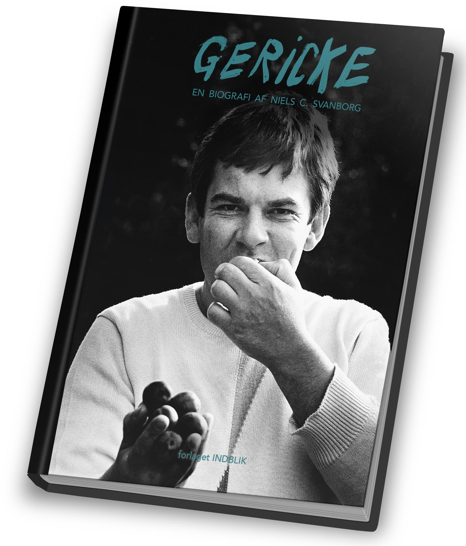Ny biografi om kokken Søren Gericke