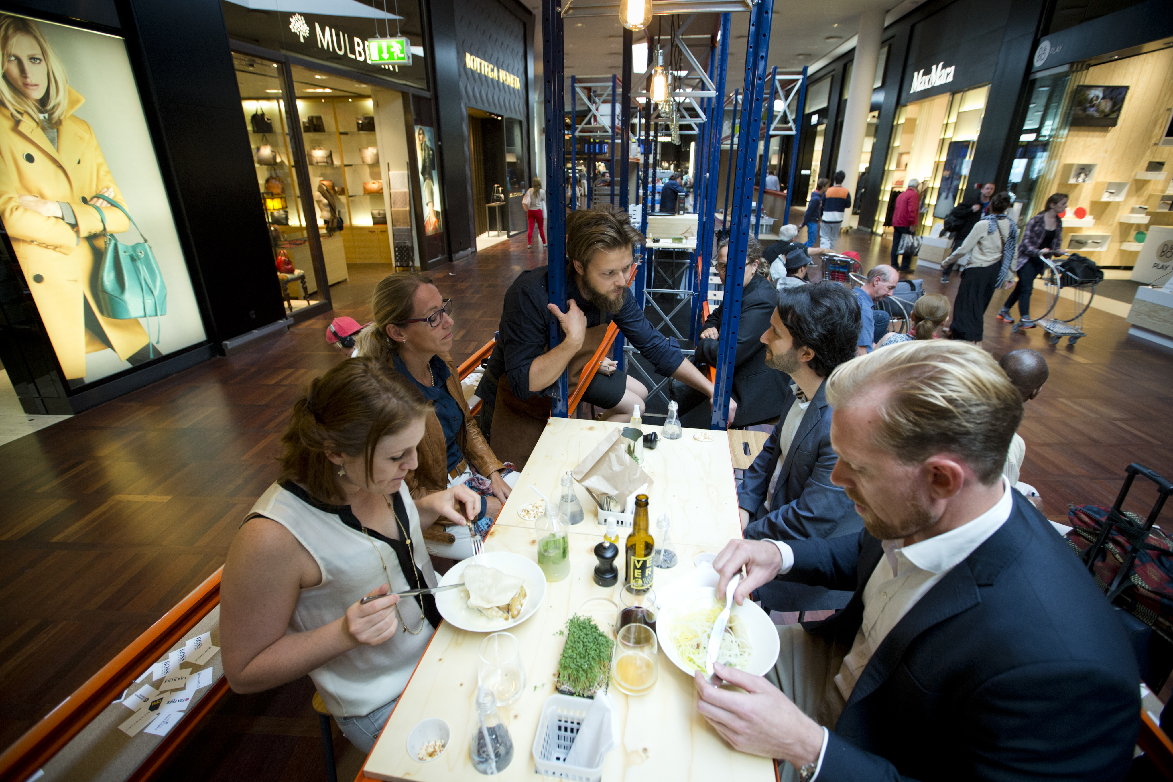 Husk at nyde den gastronomiske lufthavn i København – når du flyver ud fra Aalborg