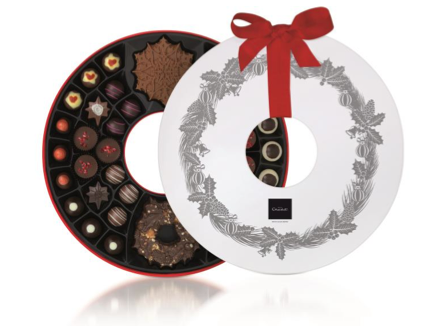 Glædelig jul fra Hotel Chocolat