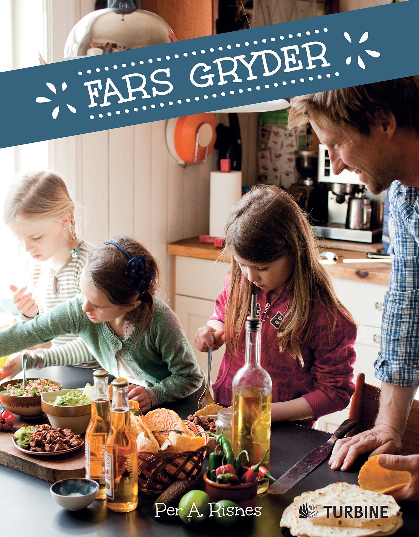 Norges bedste far udgiver familiekogebog på dansk!