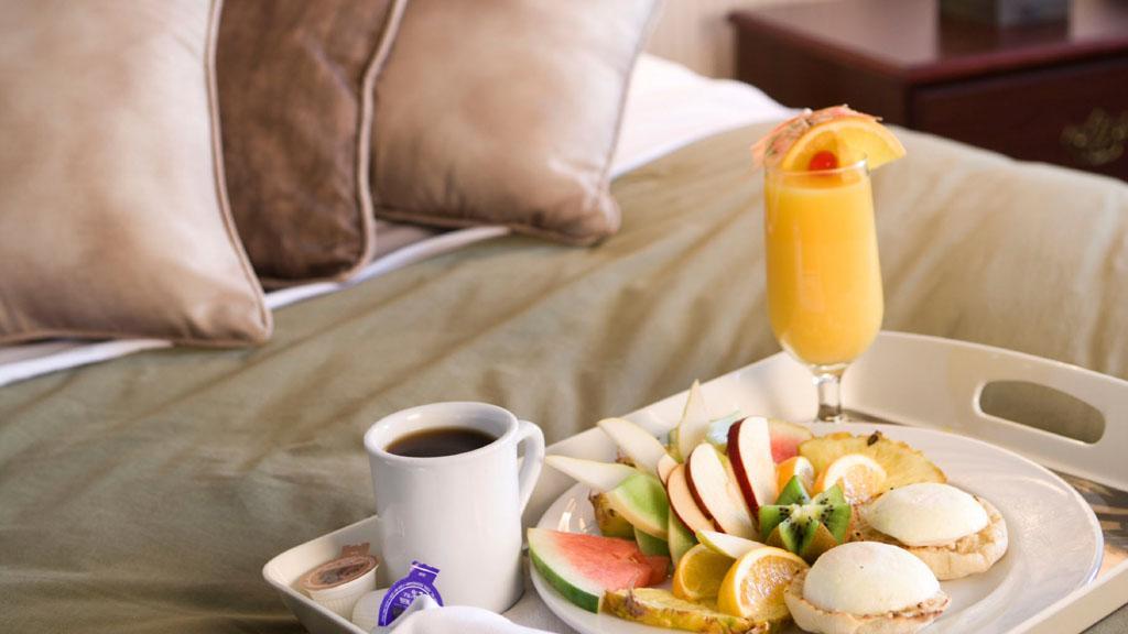 Gastronomisk morgen med manér