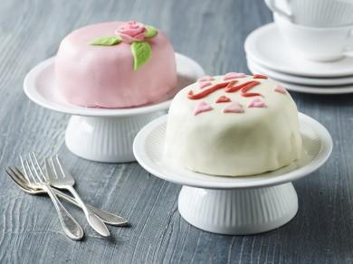 Fest-og-farver kager til Mors Dag