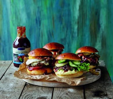 Bbq burgers m. Original BBQ-sauce