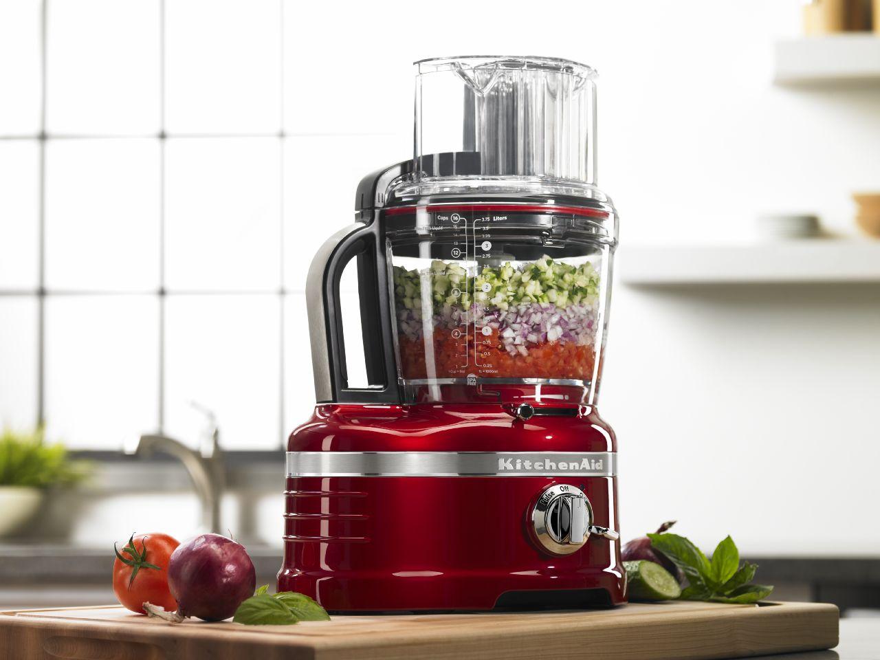 Køkkenmaskiner: Din hemmelige hjælper i køkkenet