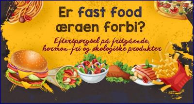 Cuizine - fastfood - klip