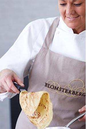 Lad Mette Blomsterbergs pandekager funkle i kobber