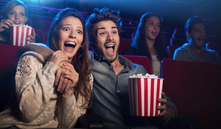 Forkæl én, du holder af med en biograftur