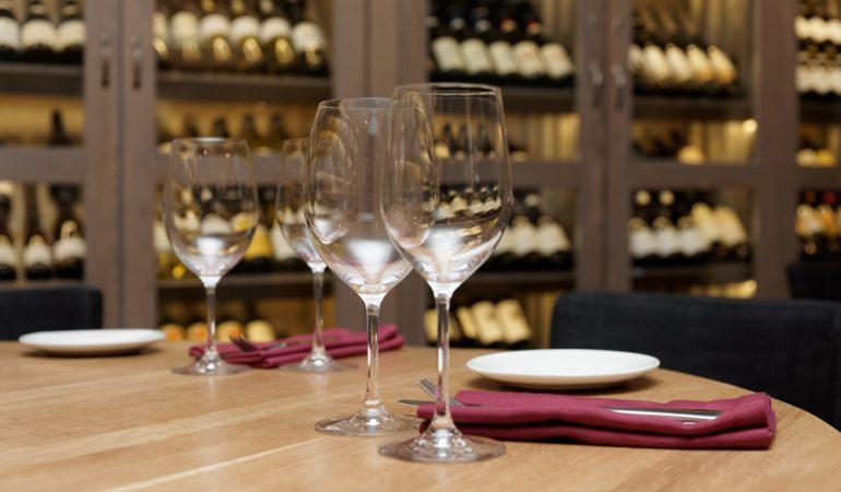 Få den bedste opbevaring af din vin med et vinkøleskab