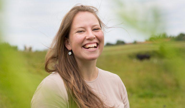 Ingeniør Katrine Schlichter, Agro Food Park i Skejby.