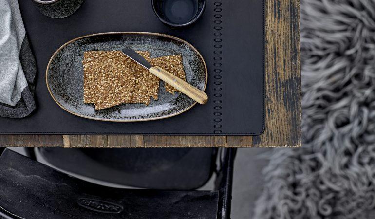 Eksklusivt skind til borddækningen fra Södahl
