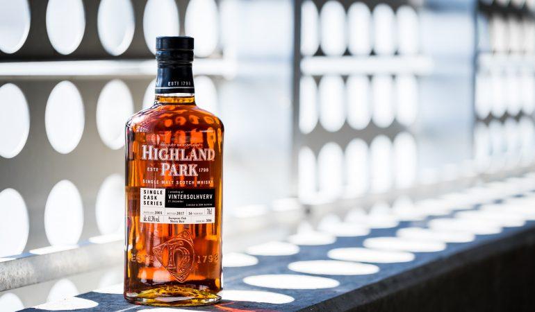 Ny Highland Park Single Cask hylder solens genkomst